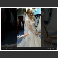 Suknia ślubna Pani